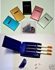 Stopfmaschine für Zigaretten  Stopfer Alu Zigarettenbox