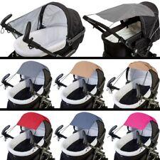 SONNENSEGEL Segel UV 50+ für Buggy Kinderwagen Sportwagen Sonnenschutz Baby Kind