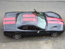 Chevy Corvette 10 inch Racing Stripe Vinyl Graphic Color Decal Sticker  36 Feet