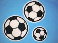 Fußball Aufnäher Applikation Handmade