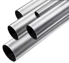 Edelstahl Rundrohr Edelstahlrohr Blank Stab Rohr Stahl V2A