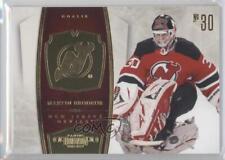 2010-11 Panini Dominion #57 Martin Brodeur New Jersey Devils Hockey Card