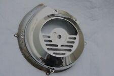 VESPA Lüfterrad Abdeckung Zündung Motor V 50 N S 1.Serie 63-65 klein edelstahl