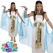 Child Cleopatra Fancy Dress Costume Girls Egyptian Queen World Book Day Week