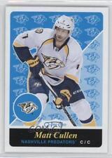 2015 O-Pee-Chee Retro Blank Back 241 Matt Cullen Nashville Predators Hockey Card