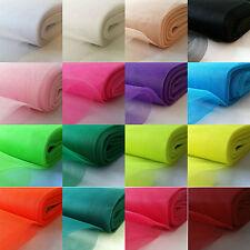 Premium Dress Net Tutu Tulle Fabric Mesh Fairy Material 170cm Wide per metre