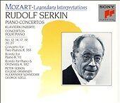 Mozart: Piano Concerto Nos. 10 (for 2 pns), 12, 14, 17, 19, 20, 27
