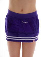 Brunotti Rock Sommerrock Sweatrock Imanika lila gestreift Tasche Skirt