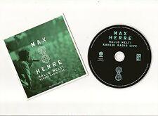 MAX HERRE - HALLO WELT (JUICE EXCLUSIVE) [PATRICE, FETSUM, JOY DENALANE, AFROB]
