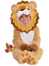 Baby / Toddler Boys / Girls Little Roar Lion Fancy Dress Costume