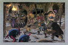 RGC Huge Poster - Chrono Trigger Super Nintendo 3DS - EXT574