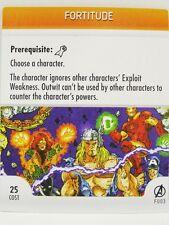 HeroClix Avengers - F-003 FORTITUDE