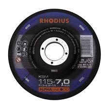 Rhodius KSMK Freihand Trennscheiben Stahl Edelstahl div. Größen Trennen Werkzeug