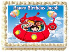 THE LITTLE EINSTEINS Birthday Image Edible Cake topper