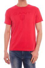 T-Shirt Uomo GANT Logo