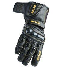 Blade® Motorcycle Gloves Leather Motorbike Waterproof Thermal Winter Summer