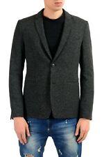 "Hugo Boss ""Bistick_BS"" Wool Silk Multi-Color Two Button Men's Blazer Sz 36R 44R"