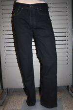 Diesel Jeans New Saddle black schwarz neu Karottenschnitt 100% Baumwolle