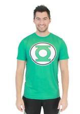 Adult Mens DC Comics Superhero Green Lantern Performance Athletic T-Shirt Tee