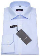Eterna Herren Hemd Modern Fit ohne Brusttasche hellblau 1100 X177 10