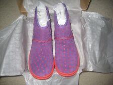 New UGG Australia I HEART UGG Kisses Mini Women Suede Boots Red/Orange Heart