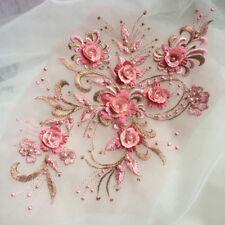 Lencería raschelspitze cenefa elástico rosa Hell 1m x 17cm Lace Dentelle encaje