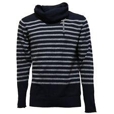 56002 dolcevita blu  maglione DANIELE FIESOLI maglia uomo sweater men