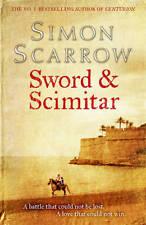 Sword and Scimitar by Simon Scarrow (Paperback, 2013)