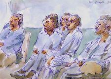 Hugh Mckenzie Figura estudios co no las personas de edad c1990