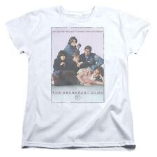 The Breakfast Club Teen Comedy Movie John Hughes Bc Poster Women's T-Shirt Tee