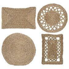 Traditional Handmade Indoor Rug Natural Sea Grass Door Modern Patio Home Mat