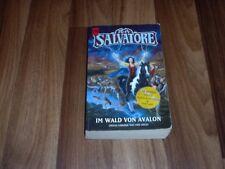 R.A. Salvatore -- IM WALD von AVALON/ 2. Chronik von Ynis Aielle