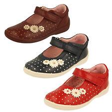 filles début rite chaussures cuir - SR SUPER DOUX Marguerite