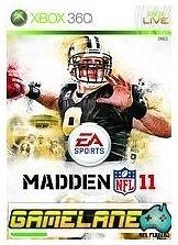 Madden NFL 11 (Xbox 360) Xbox 360