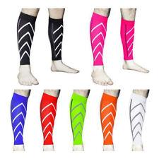 Outdoor Sport Leg Calf Knee Stocking Stretch Compression Socks Running Fitness