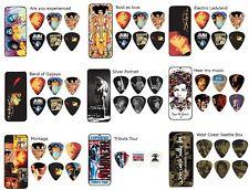 Dunlop Jimi Hendrix Collectors Picks - 12 Plektren + Sammlerbox