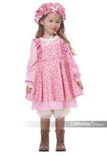 California Costumes Little Prairie Dress Toddler Girl Halloween Costume 00127
