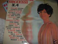 LP COCKTAIL DI SUCCESSI N.4 CREEDENCE NEW TROLLS SANNIA