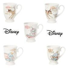 Offical Disney Magical Beginning  Mugs - Choice Dumbo Bambi Marie Gift Boxed Mug