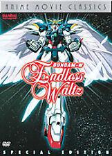 Gundam Wing: The Movie - Endless Waltz (DVD, 2007)