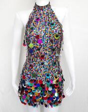 Da NeeNa M002 Salsa Latin Samba Drag Queen Dance Dress XS-XL