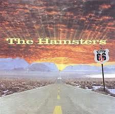 HAMSTERS -ROUTE 666  CD RARO