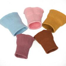 1pair Cotton Stretch Knit Rib Cuff Trim Triming Fabric Sweater Jacket Sewing DIY
