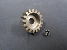 Robitronic Motorritzel Modul 1  10-22 Zähne wählbar 1 Stück mit Madenschraube
