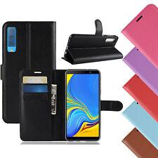 Samsung Galaxy Handy Tasche Flip Cover Case Buch Klapp Schutz Hülle Etui Wallet