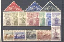 EDIFIL 531HA/546HA * HABILITACION SEVILLA 1930