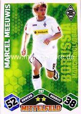 Match Attax  Marcel Meeuwis #207  10/11