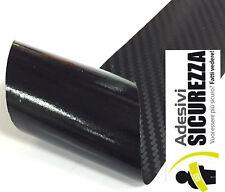 Pellicola adesiva nastro carbonio carbon 3D misura 25/50/200mm wrapping tuning