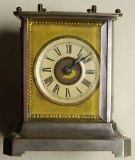 **  JUNGHANS DESK ALARM CLOCK 1930's NICE ORIGINAL **