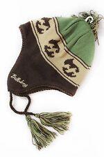 Joules Ragazzi Bobble Cappello-Verde a Righe